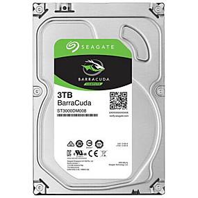 halpa Sisäiset kovalevyt-Seagate Desktop Hard Disk Drive 3TB ST3000DM008