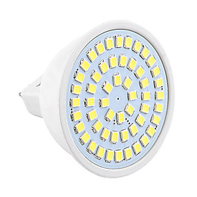 ieftine Spoturi LED-1 buc 4 W Spoturi LED 450-500 lm GU5.3(MR16) MR16 54 LED-uri de margele SMD 2835 Decorativ Alb Cald Alb Rece / 1 bc / RoHs