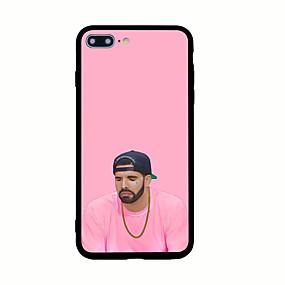halpa iPhone 6s kotelot-Etui Käyttötarkoitus Apple iPhone X / iPhone 8 Kuvio Takakuori Punk Kova Akryyli varten iPhone X / iPhone 8 Plus / iPhone 8