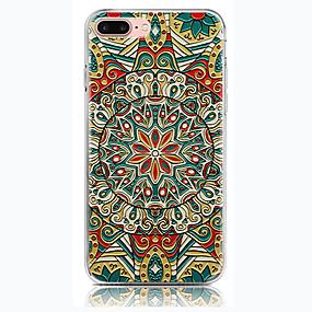 7c87739310 olcso iPhone 6 tokok-Case Kompatibilitás Apple iPhone 7 / iPhone 7 Plus  Átlátszó Fekete