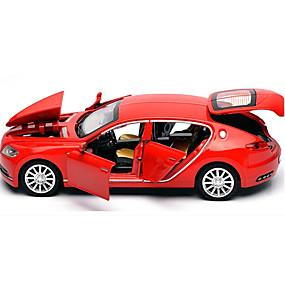 voordelige Gegoten & Speelgoedvoertuigen-Terugtrekvoertuigen Klassieke auto Unisex Speeltjes Geschenk / Metaal