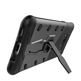 voordelige Galaxy S7 Hoesjes / covers-hoesje Voor Samsung Galaxy S8 Plus / S8 / S7 edge 360° rotatie / Schokbestendig / met standaard Achterkant Effen Hard PC