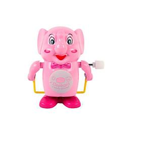 olcso Játékok & hobbi-Felhúzós játék Környezetbarát Állatok Elefánt ABS Rajzfilmfigura Darabok Gyermek Játékok Ajándék