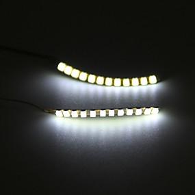 Недорогие LED гаджеты-1 пара Прочее Светодиодные гаджеты Батарея Декоративная LED Модерн