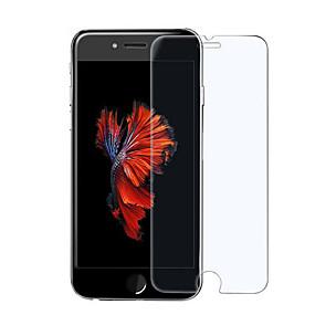 ราคาถูก ฟิมล์กันรอย iPhone 8-กันรอยหน้าจอ สำหรับ Apple iPhone 8 กระจกไม่แตกละเอียด 1 ชิ้น Front Screen Protector ความละเอียดสูง (HD) / 9H Hardness / การกระจายพิสูจน์