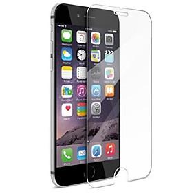 abordables Protections Ecran pour iPhone-Protecteur d'écran pour Apple iPhone 6s Plus / iPhone 6 Plus Verre Trempé 1 pièce Ecran de Protection Avant Haute Définition (HD) / Dureté 9H / Coin Arrondi 2.5D