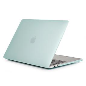 abordables Étuis MacBook & Sacoches MacBook & Sacs MacBook-MacBook Etuis Dépoli Couleur Pleine Polycarbonate pour MacBook Pro 13 pouces / MacBook Pro 15 pouces / MacBook Air 13 pouces