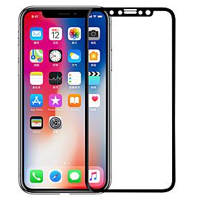 abordables Protections Ecran pour iPhone-Nillkin Protecteur d'écran pour Apple iPhone X Verre Trempé 1 pièce Ecran de Protection Intégral Haute Définition (HD) / Antidéflagrant / Anti-Rayures