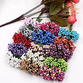 levne Šperky&Hodinky-Umělé květiny 12 Větev Svatba Rostliny Květina na stůl