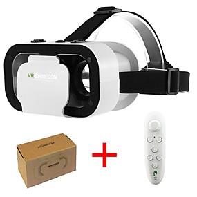 533edbeb8 baratos Óculos VR-vr shinecon 5.0 óculos realidade virtual x caixa óculos  3D para 4.7