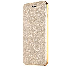billige Daglige tilbud-Etui Til Samsung Galaxy S8 Plus / S8 Kortholder / Belegg / Flipp Heldekkende etui Ensfarget Hard PU Leather til S8 Plus / S8 / S7 edge