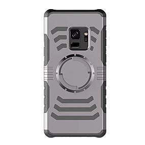halpa Galaxy S -sarjan kotelot / kuoret-Etui Käyttötarkoitus Samsung Galaxy S9 Plus / S9 Käsivarsinauha Käsivarsihihna Yhtenäinen Kova Muovi varten S9 / S9 Plus / S8 Plus