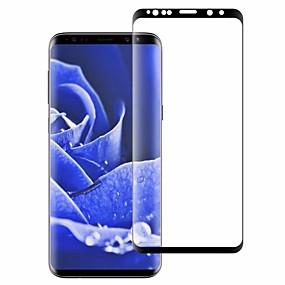 halpa Samsung suojakalvot-Näytönsuojat varten Samsung Galaxy S8 Plus / S8 Karkaistu lasi 1 kpl Näytönsuoja Teräväpiirto (HD) / 9H kovuus / Räjähdyksenkestävät