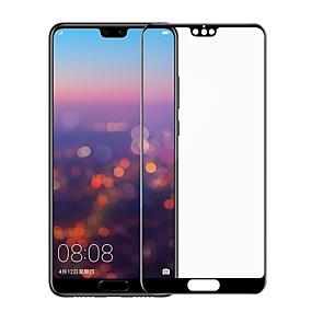 رخيصةأون Huawei P20 Lite-حامي الشاشة إلى Huawei Huawei P20 lite زجاج مقسي 1 قطعة حامي شاشة أمامي (HD) دقة عالية / 9Hقسوة / انفجار برهان