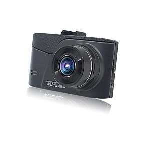 voordelige Auto DVR's-CT611 1080p Nacht Zicht Auto DVR 170 graden Wijde hoek CMOS 3 inch(es) TFT Dash Cam met Bewegingsdetectie Neen Autorecorder