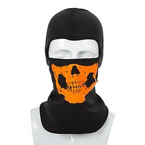 28fa38e1adea Χαμηλού Κόστους Αθλητικά ρούχα-balaclavas Μάσκα Προσώπου Αντιηλιακό  Διατηρείτε Ζεστό Ικανότητα να αναπνέει Με προστασία