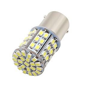 voordelige Auto-achterverlichting-SO.K 10 stuks 1156 / BA15S Motor / Automatisch Lampen 3 W SMD 3020 250 lm 64 LED Mistlamp / Dagrijverlichting / Richtingaanwijzerlicht For Universeel Alle jaren