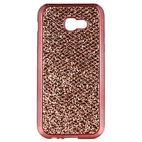 voordelige Galaxy S6 Edge Plus Hoesjes / covers-hoesje Voor Samsung Galaxy S9 Plus / S8 Plus / S8 DHZ Achterkant Hart / Glitterglans Zacht TPU