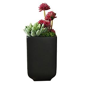 preiswerte Künstliche Blumen-Künstliche Blumen 1 Ast Klassisch Moderne zeitgenössische Simple Style Ewige Blumen Sukkulenten Tisch-Blumen