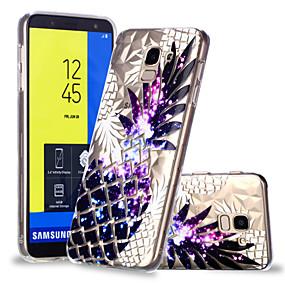 voordelige Galaxy J3(2017) Hoesjes / covers-hoesje Voor Samsung Galaxy J7 (2017) / J6 / J5 (2017) Patroon Achterkant Fruit Zacht TPU