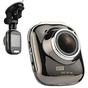 Недорогие Видеорегистраторы для авто-M800 720p / 1080p Мини / Новый дизайн / Cool Автомобильный видеорегистратор 170° Широкий угол 5.0 Мп КМОП 1.5 дюймовый LCD Капюшон с Ночное видение / Режим парковки / Встроенный микрофон Нет
