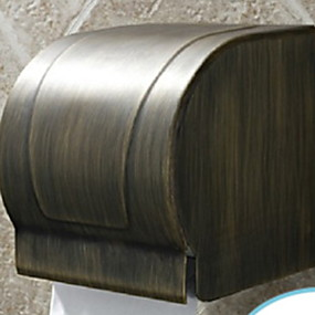 cheap Bathroom Gadgets-Toilet Paper Holder New Design / Cool Contemporary Brass 1pc Toilet Paper Holders Wall Mounted