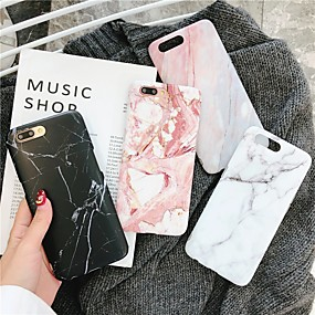 billige Etuier til iPhone XS Max-etui til Apple iPhone xr xs xs max imd / frosted bagcover marmor soft tpu til iphone x 8 8 plus 7 7plus 6s 6s plus se 5 5s