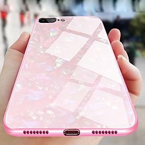 halpa iPhone 8 kotelot-kotelo omena iphone xr xs xs max pinnoitus takakansi glitter shine kova karkaistu lasi iphone x 8 8 plus 7 7plus 6s 6s plus se 5 5s