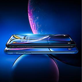 billige Skærmbeskyttelse til iPhone 8b Plus-Cooho Skærmbeskytter for Apple iPhone XS / iPhone XR / iPhone XS Max Hærdet Glas 1 stk Skærmbeskyttelse High Definition (HD) / 9H hårdhed / Eksplosionssikker
