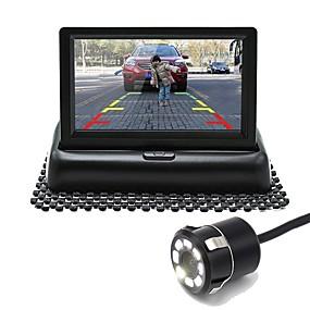 billige Til Bilen & Motorcyklen-Ziqiao bil bagfra vende visuelle monitor system