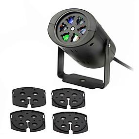 billige LED-scenebelysning-JIAWEN 240 lm LED Perler Let Instalation LED-scenelampe Multifarvet 85-265 V / 1 stk. / RoHs / CE / CCC