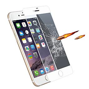 abordables Protections Ecran pour iPhone 8 Plus-Protecteur d'écran pour Apple iPhone 8 Plus / iPhone 8 / iPhone 7 Plus Verre Trempé 1 pièce Ecran de Protection Avant Haute Définition (HD) / Dureté 9H / Coin Arrondi 2.5D