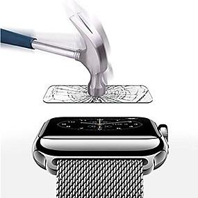ieftine Noua Colecție-Ecran protector Pentru Apple Watch Series 4 / Apple Watch Series 3/2/1 Sticlă securizată Ultra Subțire 1 piesă