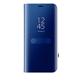 voordelige Galaxy S7 Hoesjes / covers-hoesje Voor Samsung Galaxy S9 / S9 Plus / S8 Plus Portemonnee Volledig hoesje dier Hard PU-nahka
