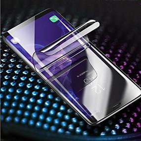 halpa Samsung suojakalvot-Näytönsuojat varten Samsung Galaxy S9 / S9 Plus / S8 Plus TPU Hydrogel 1 kpl Näytönsuoja Teräväpiirto (HD) / Räjähdyksenkestävät / Ultraohut