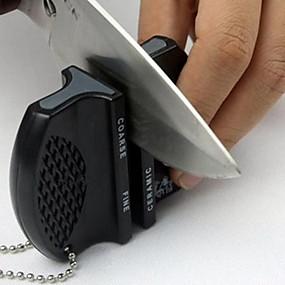 ieftine Ustensile Bucătărie & Gadget-uri-ABS Ascuțitor Cuțit Ușor de transportat Bucătărie Gadget creativ Instrumente pentru ustensile de bucătărie Ustensile Novelty de Bucătărie 1 buc
