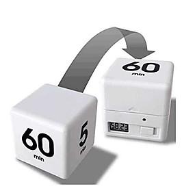 ieftine Ustensile Bucătărie & Gadget-uri-bucătărie timer digital de gestionare a timpului5 / 15/30/60 minute copii antrenament cronometru
