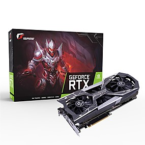 billige Deler til datamaskiner-COLORFUL Video Graphics Card RTX2080 MHz 14Gbps MHz 8 GB / 256 bit DDR6