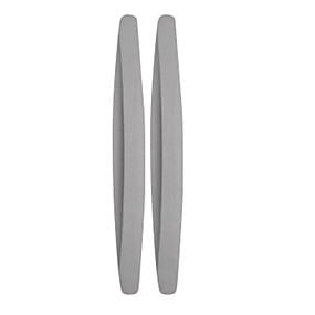 billige Car Bumper Decoration-0.405 m Car Bumper Strip for Car Door / Bil forkofanger Nyt Design / ekstern Normal PVC Til Universel Alle år Alle Modeller