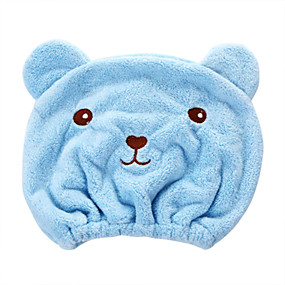 cheap Bathroom Gadgets-Creative cartoon bath cap super absorbent quick-drying headcloth bathroom more cute animals adult wipe dry hair cap