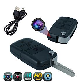 povoljno Zaštita i sigurnost-mini auto ključ lanac kamera kamera kamera kamera detekcija pokreta