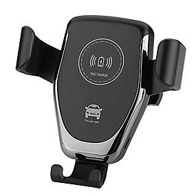 voordelige Autoladers-10w draadloze auto-oplader luchtopening mount telefoonhouder