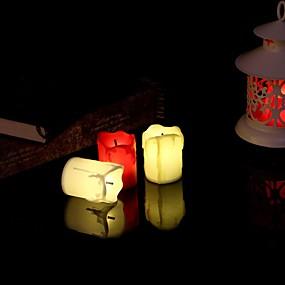 baratos Casa & Cozinha-objetos decorativos, estilo simples de plástico para presentes de decoração para casa 1 pc