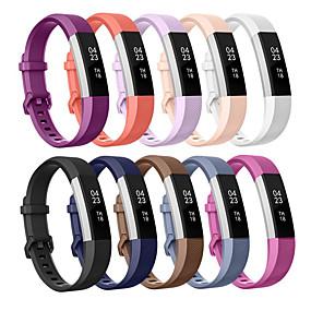 ieftine New Arrival-Uita-Band pentru Fitbit Alta HR / Fitbit Ace / Fitbit Alta Fitbit Banderola Sport / Catarama Clasica / Catarama moderna Silicon Curea de Încheietură