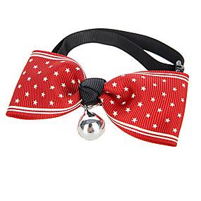 voordelige Honden Sieraden & Accessoires-Kat / Hond Stropdas / Vlinderdas Hondenkleding Nylon Kostuum Voor huisdieren Bruiloft
