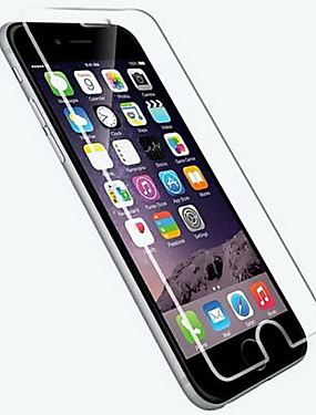 levne Prémiové značky-OUKU Screen Protector pro Apple iPhone 6s / iPhone 6 Tvrzené sklo 1 ks Fólie na displej High Definition (HD) / 9H tvrdost / odolné proti výbuchu / iPhone 6s / 6