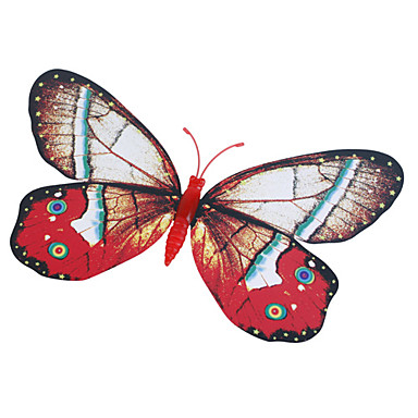 glød-in-mørk butterfly (style assorteret)