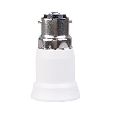 B22 To E27 LED Bulbs Socket Adapter