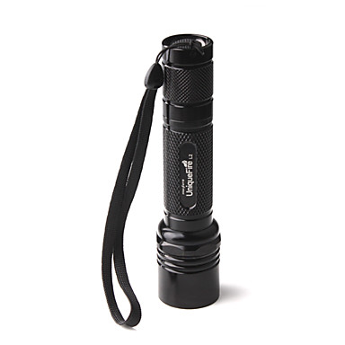 UniqueFire L2 1-Mode Cree XR-G Q5 LED Flashlight (350LM, 1x18650)