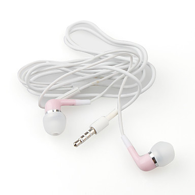 In-ear Stereo Earphone with Mic for iPhone 5 & iPhone 4/4S